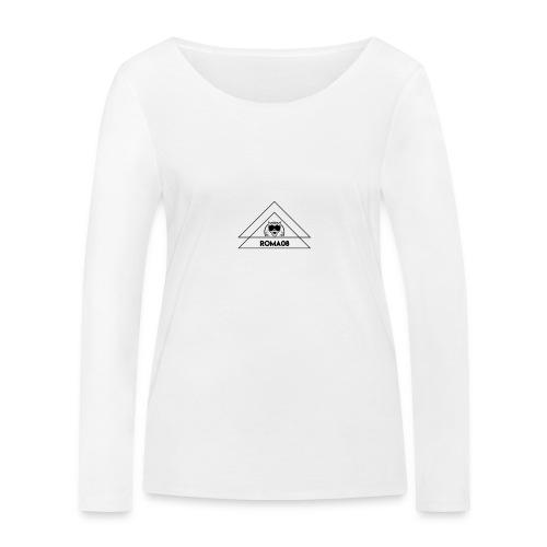 Roma08 - Camiseta de manga larga ecológica mujer de Stanley & Stella