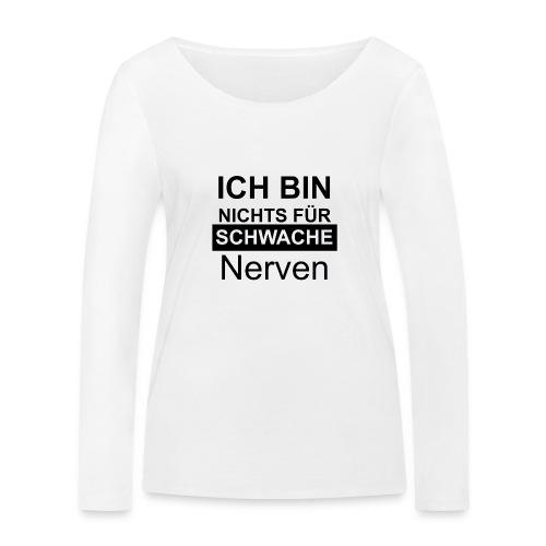 1002 sw - Frauen Bio-Langarmshirt von Stanley & Stella