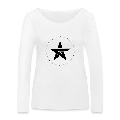 G Y M Time - Women's Organic Longsleeve Shirt by Stanley & Stella