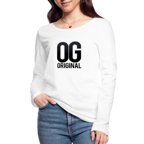 OG as original - Women's Organic Longsleeve Shirt by Stanley & Stella