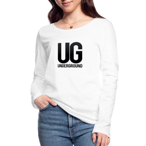 UG underground - Women's Organic Longsleeve Shirt by Stanley & Stella
