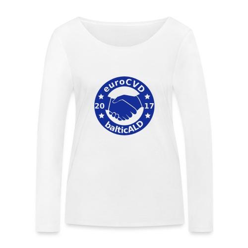 Joint EuroCVD-BalticALD conference womens t-shirt - Women's Organic Longsleeve Shirt by Stanley & Stella