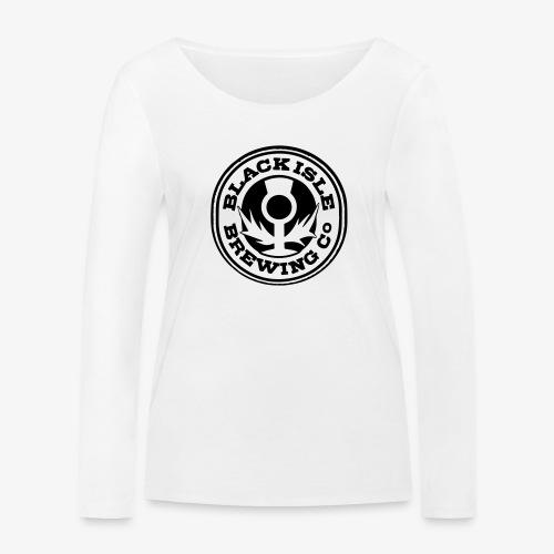 scotlandbrewing1 - Frauen Bio-Langarmshirt von Stanley & Stella