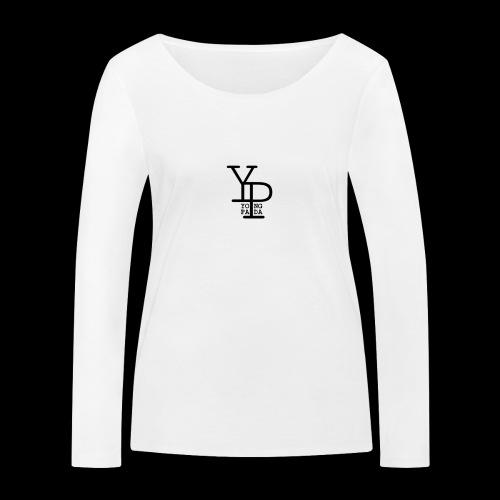 YO_NG PA_DA BLACK DESIGN - Frauen Bio-Langarmshirt von Stanley & Stella