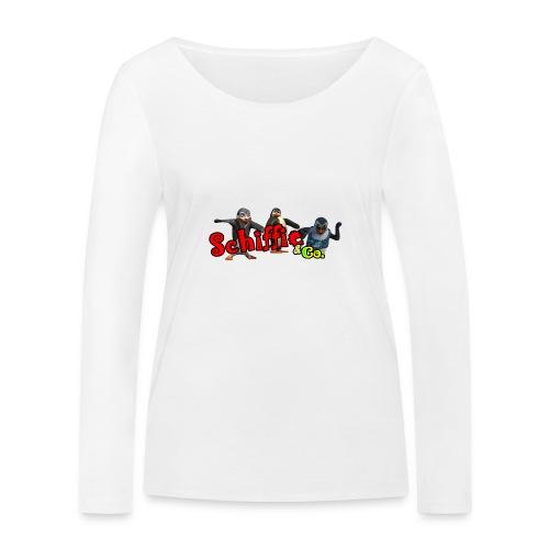 Vrienden van Schiffie & co - Vrouwen bio shirt met lange mouwen van Stanley & Stella