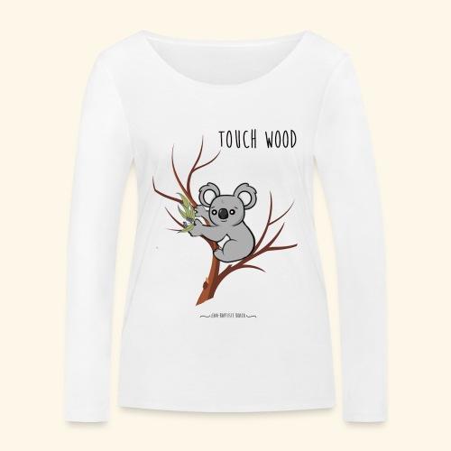 koala's tree - T-shirt manches longues bio Stanley & Stella Femme