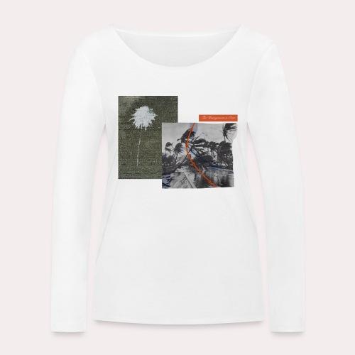 "THE HONEYMOON IS OVER"" VANGSGAARD & WORSOE - Økologisk Stanley & Stella langærmet T-shirt til damer"