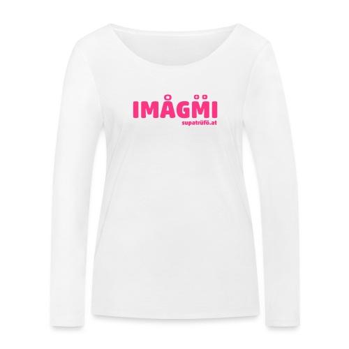 supatrüfö IMOGMI - Frauen Bio-Langarmshirt von Stanley & Stella