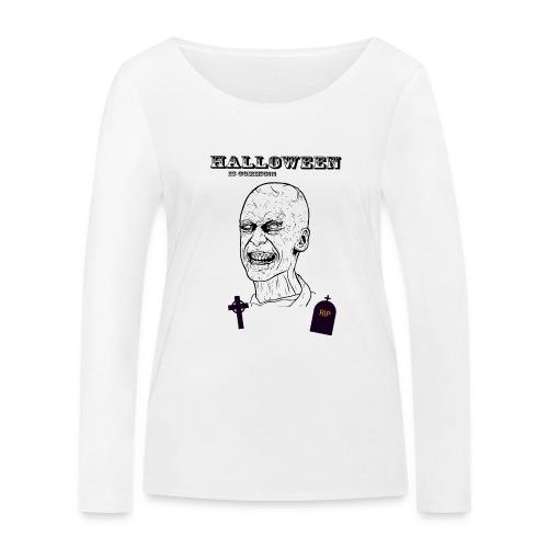 Haloween 2018 - T-shirt manches longues bio Stanley & Stella Femme
