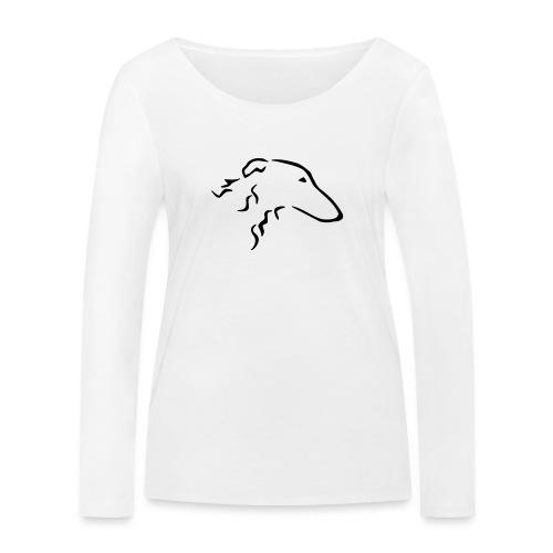 Barsoi - Frauen Bio-Langarmshirt von Stanley & Stella