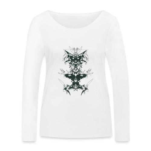 Magnoliids - Women's Organic Longsleeve Shirt by Stanley & Stella