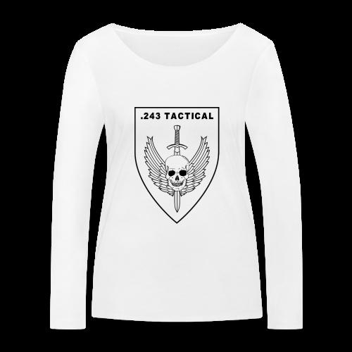 Club Logo - Vrouwen bio shirt met lange mouwen van Stanley & Stella