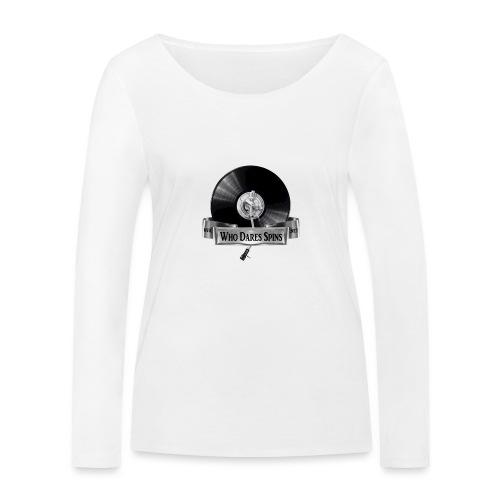 Badge - Women's Organic Longsleeve Shirt by Stanley & Stella