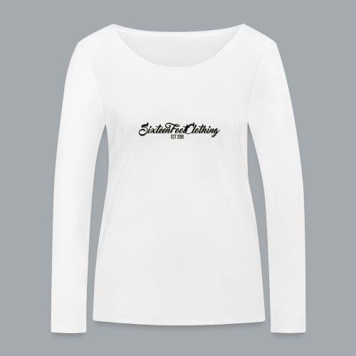 SixteenFootClothing EST 2018 - Women's Organic Longsleeve Shirt by Stanley & Stella