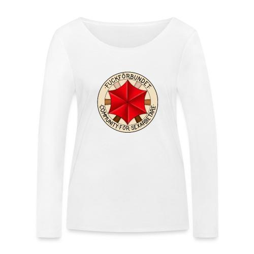 FFLogga - Women's Organic Longsleeve Shirt by Stanley & Stella