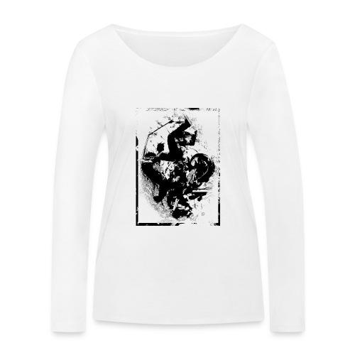 abstract4a - Women's Organic Longsleeve Shirt by Stanley & Stella