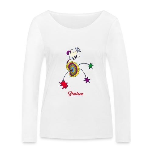 Starteen - T-shirt manches longues bio Stanley & Stella Femme