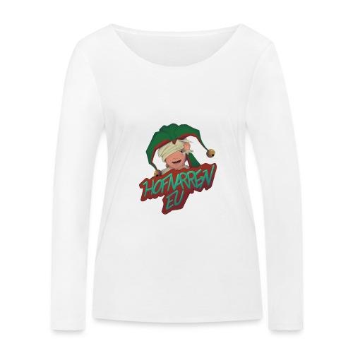 hofnarren_eu Twitch - Økologisk Stanley & Stella langærmet T-shirt til damer