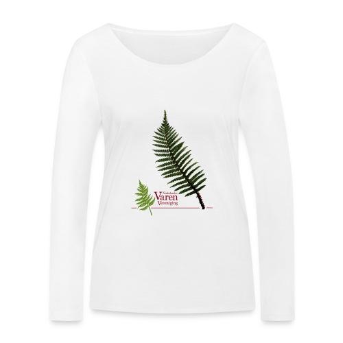 Polyblepharum - Vrouwen bio shirt met lange mouwen van Stanley & Stella