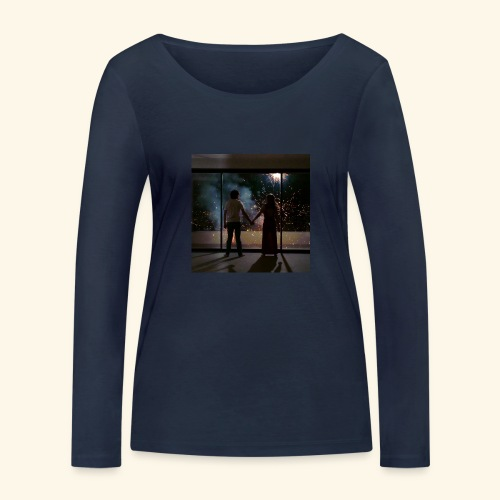 Mum look at me, I'm really okay. - T-shirt manches longues bio Stanley & Stella Femme