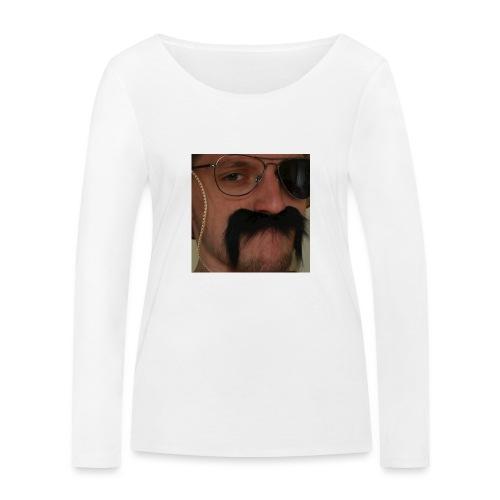 Bigface Moldave Mexicano édition - T-shirt manches longues bio Stanley & Stella Femme
