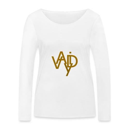 VAyiD logo - T-shirt manches longues bio Stanley & Stella Femme
