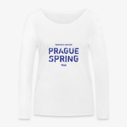 Prague Spring - Maglietta a manica lunga ecologica da donna di Stanley & Stella
