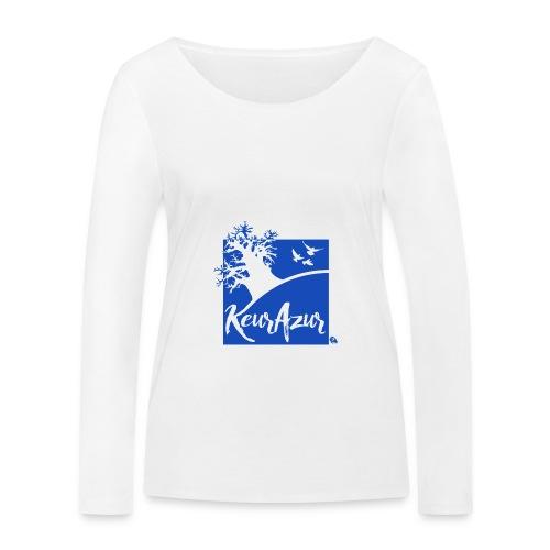 Keur Azur - T-shirt manches longues bio Stanley & Stella Femme