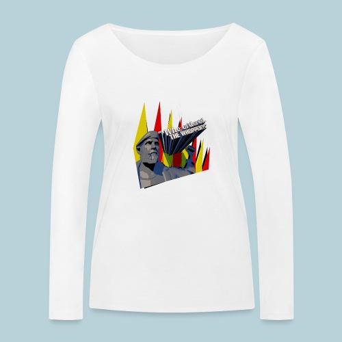 RATWORKS Whopper - Women's Organic Longsleeve Shirt by Stanley & Stella