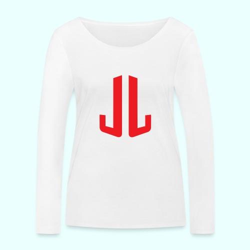 BodyTrainer JL - Stanley & Stellan naisten pitkähihainen luomupaita