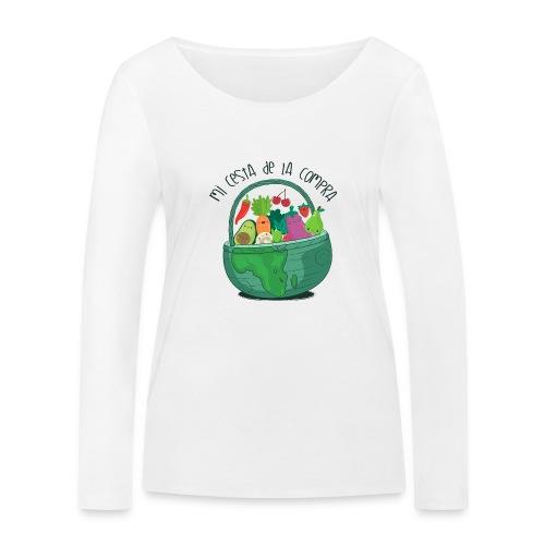 Mi cesta de compra - Camiseta de manga larga ecológica mujer de Stanley & Stella
