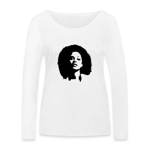 avenuelady - Vrouwen bio shirt met lange mouwen van Stanley & Stella
