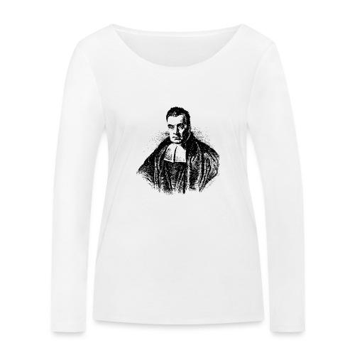 Women's Bayes - Women's Organic Longsleeve Shirt by Stanley & Stella