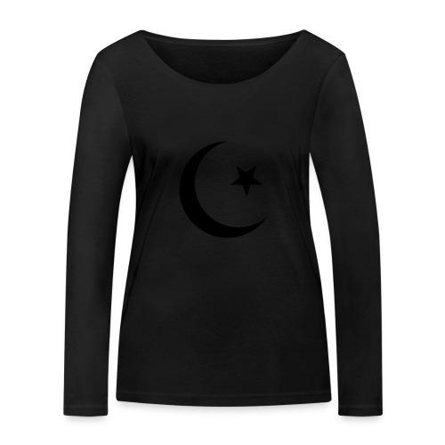 islam-logo - Women's Organic Longsleeve Shirt by Stanley & Stella
