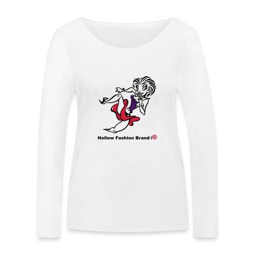 Hollow Fashion Brand i® - Women's Organic Longsleeve Shirt by Stanley & Stella