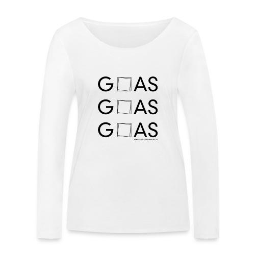 Goas EDM - Frauen Bio-Langarmshirt von Stanley & Stella