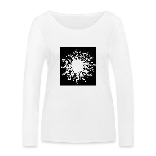 sun1 png - Women's Organic Longsleeve Shirt by Stanley & Stella