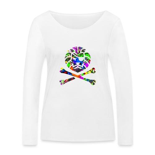 Team Anish - T-shirt manches longues bio Stanley & Stella Femme