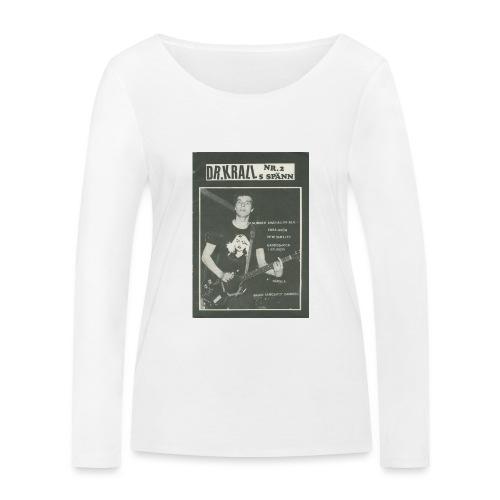 Svart Dr Krall - Ekologisk långärmad T-shirt dam från Stanley & Stella