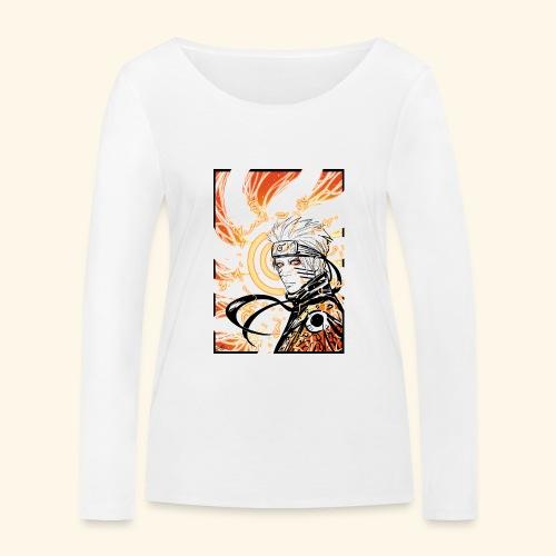 Manga - Women's Organic Longsleeve Shirt by Stanley & Stella