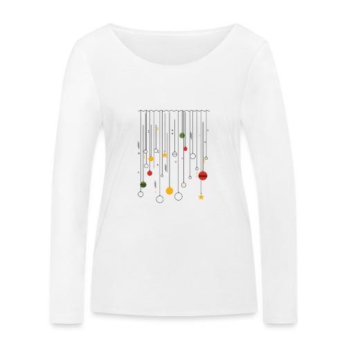 Christmas - Women's Organic Longsleeve Shirt by Stanley & Stella