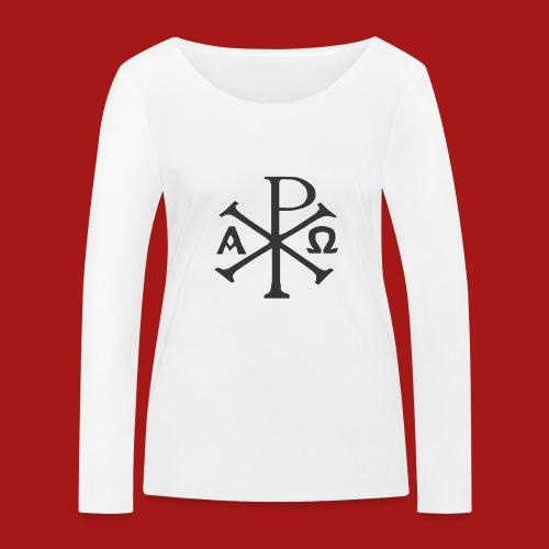 Kompasset-AP - Økologisk Stanley & Stella langærmet T-shirt til damer