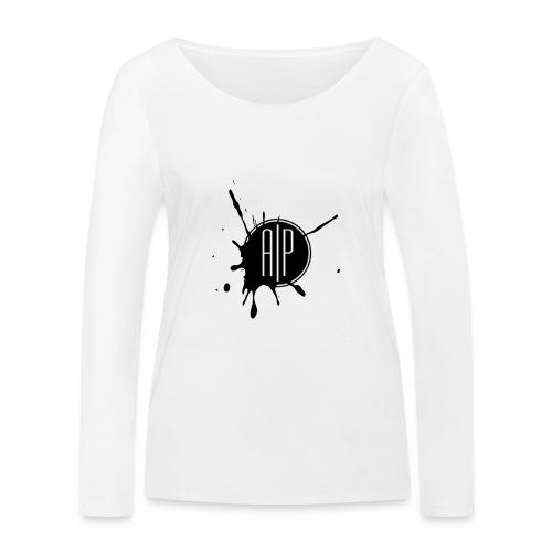 Atomic-Print - T-shirt manches longues bio Stanley & Stella Femme