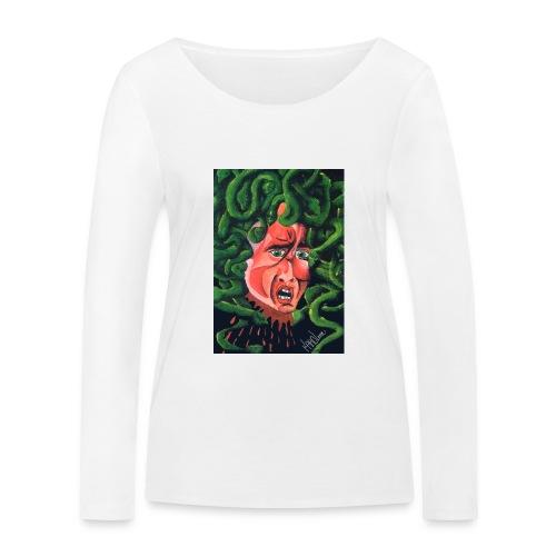 MedusaMay - Maglietta a manica lunga ecologica da donna di Stanley & Stella