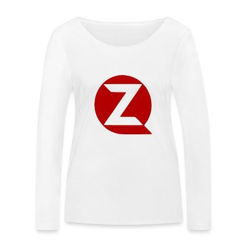 QZ - Women's Organic Longsleeve Shirt by Stanley & Stella
