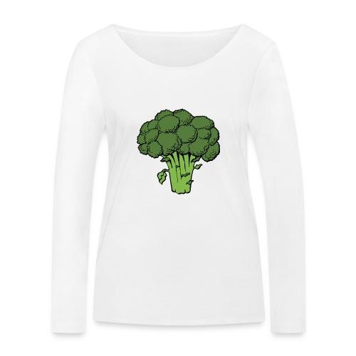 broccoli 40295 1280 - Frauen Bio-Langarmshirt von Stanley & Stella