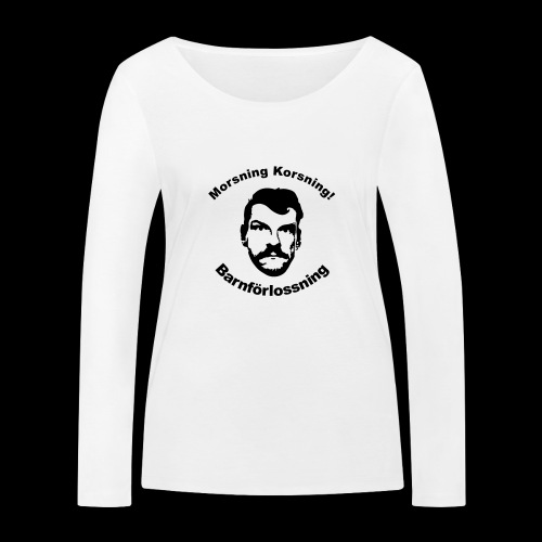 chrille2 - Ekologisk långärmad T-shirt dam från Stanley & Stella