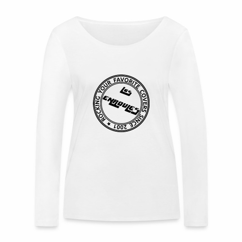 Badge - T-shirt manches longues bio Stanley & Stella Femme