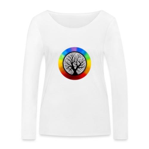 tree of life png - Vrouwen bio shirt met lange mouwen van Stanley & Stella