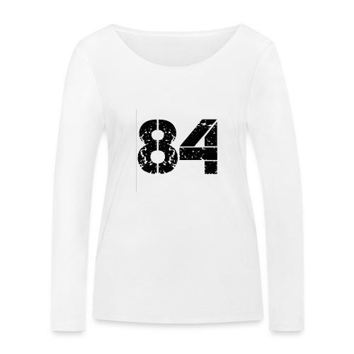 84 vo t gif - Vrouwen bio shirt met lange mouwen van Stanley & Stella